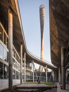 Córdoba Province Interpretation Centre by Architect Andrés Caparroz