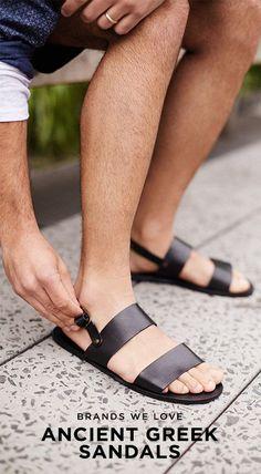 dd6d997a391d32 11 Best Men s Barefoot and Sandals images