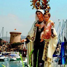 Fiestas de la Virgen del Carmen, El Campello