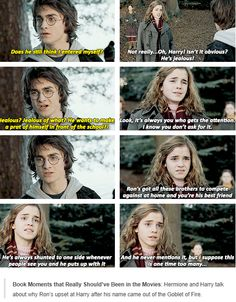 Harry potter and the goblet of fire harry potter book quotes, harry pot Harry Potter Book Quotes, Harry Potter Jokes, Harry Potter Pin, Harry Potter Universal, Harry Potter World, Hermione Quotes, Hogwarts, Must Be A Weasley, Ron Weasley