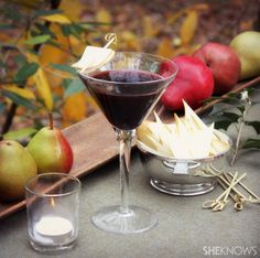 "On the first day of Christmas... Berry & Pear Tree Martini  www.LiquorList.com  ""The Marketplace for Adults with Taste"" @LiquorListcom   #LiquorList"