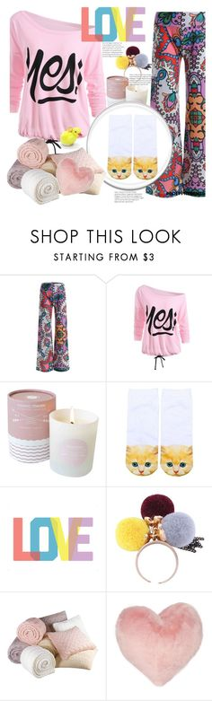 """#PolyPresents: Stocking Stuffers"" by selmir ❤ liked on Polyvore featuring Native State and Nordstrom Rack"