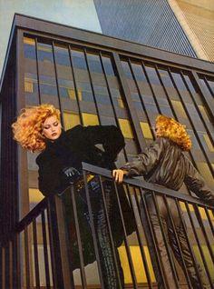 The Wind-Chill FactorMagazine: Vogue US November 1979Photographer: Chris von Wangenheim