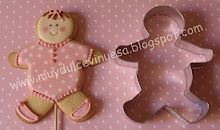 baby from gingerbread man