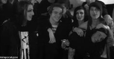 motionless in white funny | gif chris motionless motionless in white Ryan Sitkowski ...
