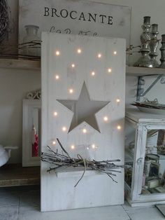 Marita & # s shop via FB Marita & # s shop via FB Source by Christmas Wood Crafts, Diy Christmas Gifts, Holiday Decor, Balloon Decorations, Xmas Decorations, Christmas Makes, Christmas Time, Wood Pallet Art, Shabby Chic Crafts