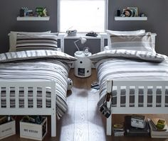 Inspiring boys' bedroom ideas  - housebeautiful.co.uk