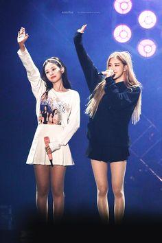 """Blackpink in your area"" concert in Seoul, November 2018 Kpop Girl Groups, Korean Girl Groups, Kpop Girls, Kim Jennie, Blackpink Wallpaper, My Girl, Cool Girl, Black Pink Kpop, Blackpink Photos"