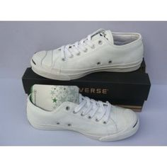 fdd9621c9de Converse Jack Purcell LP Saltwash Laces Ox White