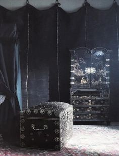 Gothic Interior Decoration