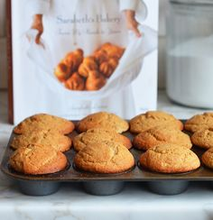 Maple Muffins - Once Upon a Chef