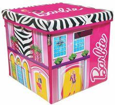 Neat-Oh! Barbie ZipBin Dream House Toybox