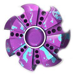 Uspeedy EDC Cool Rotary Wheel Shaped Hand Spinner Fidget ...