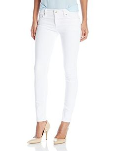 Joe's Jeans Women's Hello Icon Skinny Ankle Jean In Spotless White, Marlie, 29- #fashion #Apparel find more at lowpricebooks.co - #fashion