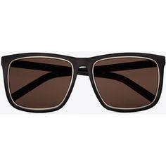 Saint Laurent SL2 Sunglasses Angelina Jolie Outfits