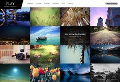 WordPress Theme – Play