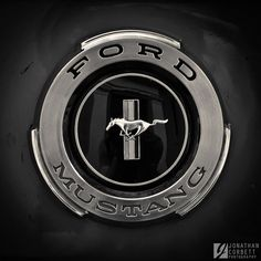 Ford Mustang Badge | Flickr - Photo Sharing!