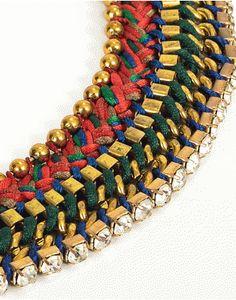 STATEMENT NECKLACE Fall Winter, Dyi, Jewelry, Fashion, Moda, Jewlery, Jewerly, Fashion Styles, Schmuck