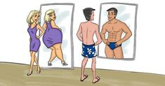 They say women come from Venus and men come from Mars, basically we are two worlds apart, so similar yet so different. These differences always gave comedians funny ideas for their shows and writers interesting cues for their works.This time Brightside and the extremely talented Russian... http://onfunzone.com/viral-post/funny-viral/14-hilarious-illustrations-depict-the-differences-between-men-and-women-6-is-so-true-it-hurts/