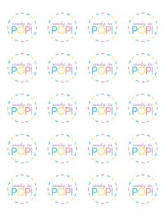 ready to pop free printables baby shower pinterest free printables babies and babyshower