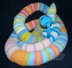 Ponožkový had