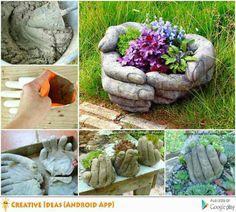 Hand Planters