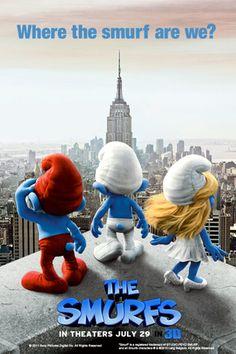 The Smurfs Movie  ✫ #smurfs #movie #blue