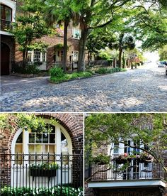 Charleston, SC is my favorite southern city.  There is no place like it.  Everyone should visit this beautiful and historic place.