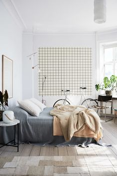 Zara Home does not need a special reason for creating something new - Spanish brand pleases us with new interiors regularly and regardless of the season. ✌Pufikhomes - source of home inspiration Best Home Interior Design, Interior Design Website, Scandinavian Interior Design, Zara Home, Bedroom Furniture Sets, Bedroom Sets, Stylish Bedroom, Modern Bedroom, Deco Design