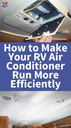 How to Make Your RV Air Conditioner Run More Efficiently - Camping Rv Camping Checklist, Rv Camping Tips, Travel Trailer Camping, Rv Travel, Travel Trailers, Camping List, Camping Ideas, Rv Tips, Camping Box