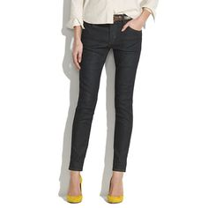 SKARGORN™ Thorn Slim Slouch Jeans- Madewell. These are pretty cool jeans. Love the little bit of slouch.
