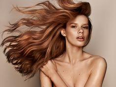 """WOW Léo Pereira make up artist from Madrid presents """"Less is More"""" the artist… Super Long Hair, Long Curly Hair, Curly Hair Styles, Natural Hair Styles, Natural Beauty, Modern Hairstyles, Pretty Hairstyles, Pelo Editorial, Beauty Editorial"""