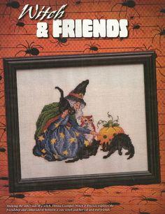 Witch & Friends - #1 / 2
