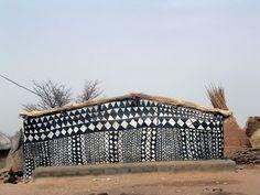 The Tiebele house decorations of Burkina Faso, Africa - Beautiful/Decay Artist & Design