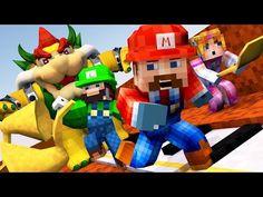 Minecraft | TSUNAMI NATURAL DISASTER CHALLENGE - Tsunami Destroys City! - YouTube