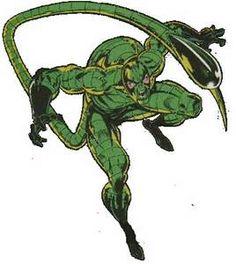 marvel scorpion - Bing Images Comic Book Villains, Marvel Villains, Marvel Heroes, Marvel Comics, Comic Books, Spiderman, Dc World, Marvel Comic Character, Amazing Spider