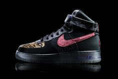 """Nike Air Force 1 """"Year of the Snake"""" Pack"""