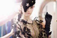 * Lace and Roll * Blog de moda y deco : Sr Amor, Amores Trash Couture + Marcelo Giacobbe