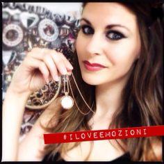 #Emozioni #HotDiamonds #Necklace #Coin #RoseGold #MotherOfPearl #Gold #Jewellery