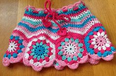 crochet skirt inspiration :)