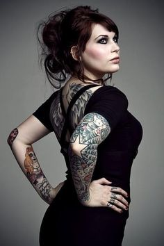 Tattoos around your elbow sound so painful to me.