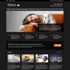 Modernize Flexibility Of WordPress Theme | Best WordPress Themes 2014