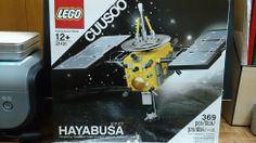 What comes next is a Lego set…! It should look nice next to my space center deluxe set :-)