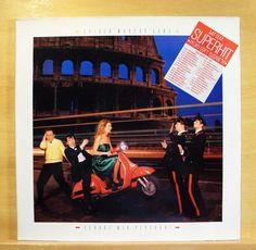 SPIDER MURPHY GANG - Scharf wia Peperoni - mint minus - Vinyl LP - Sch-Bum - RAR