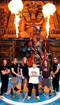 Iron Maiden. & Eddie....!