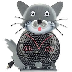 Himalayan Breeze Decorative Cat Fan