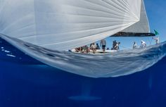 "Rolex Swan Cup 2014  VERTICAL SMILE, Sail n: DEN1, Owner: Peter Lerbrandt, State: DEN, Length: ""18, 94"", Model: 60 Protected by Copyright"