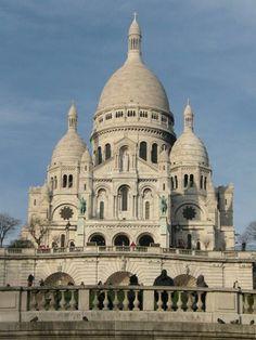 Sacred Coeur, Paris