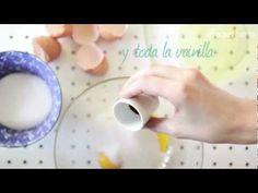 Como hacer lenguas de gato o dedos de dama para pasteleria o reposteria.