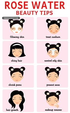 Rose is a symbol of love and beauty. Rose has lots of beauty enhancing benefits. This beautiful and iconic flower has many beauty wonders on your skin. From ...